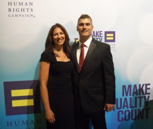 Human Rights Campaign National Dinner